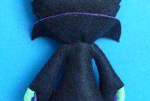 Maleficent Plush 2
