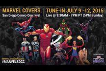 San Diego Comic Con / #SDCC #SDCC2015