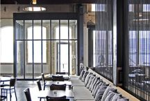 Design: Restaurant Cafe Bar / by Jennell Hagardt