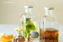 perfume / cologne making