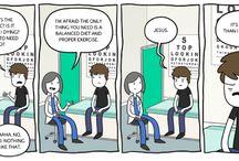 Comics & Humor
