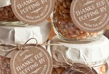 Favours / Wedding favour ideas
