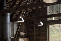 Barns / by Kristine Wall
