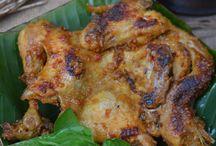A. olahan ayam