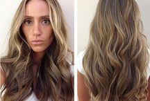 Hair paint