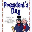 Presidents Day / by Tanya W