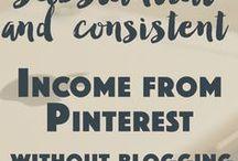 Blogging | Pinterest tips