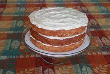Recipes / by Minnie Stumph