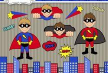Superhero / by Kim Ivie