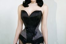 Burlesque and Lingerie