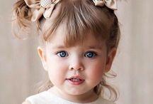 子供の可愛い髪型