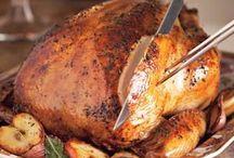 thanksgiving dinner! / food! / by Joy Hunte