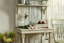 Ways to use Old Doors