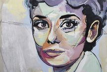 Audrey Hepburn 2 / ART