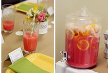 Recipes- Drinks / by Andrea Measom