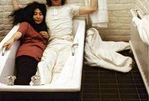 John,Yoko