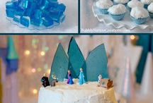 Eva's 6th Birthday! / Frozen themed party