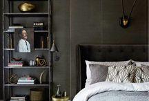 Interiors - Black
