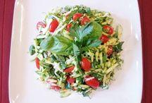 RAW FOODS salads