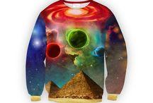 Sweatshirts / Cool clothes that I like