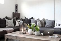 Bedroom ideas / Home inspiration