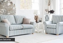 Nautical Style for your Home / Bring a touch of relaxed seaside style to your home