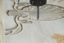 CNC Router - Carving