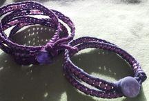 Chan luu home made / braccialetti tipo chan luu fatti da me!!