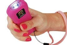 Pink Stun Guns / Stun Guns that are for the Girls!
