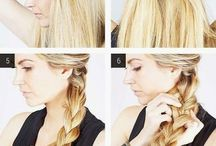 Hairs and braids <3