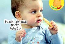 Dulciuri pentru bebelusi