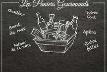 Paniers Gourmands