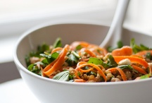 Healthy Recipes / by Claude Moore Health Sciences Library