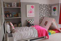 Kids room / de belles idees pour les chambres des enfants