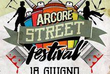 Arcore Street Festival: 7 location e più di 50 artisti 18 giugno Arcore (MB)