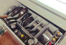 食器棚 リメイク