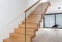 stairs wood
