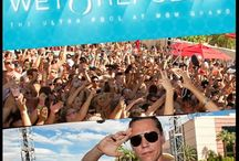 Wet Republic MGM Grand Resort Casino Las Vegas / Daylife is born with the opening of Wet Republic Ultra Pool at MGM Grand, an alluring 53,000-square-foot ultra pool combining an exclusive nightlife vibe with poolside pampering and relaxation. An adults-only mecca for discerning partygoers, the glitterati and celebrities, Wet Republic features distinct experiences within a serious of intimate spaces and redefines poolside entertainment as the first ultra pool in the world's sexiest city.