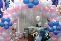 party ballon decoration