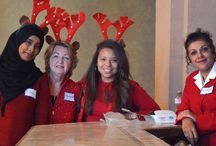 2014 Christmas Caring and Sharing Event
