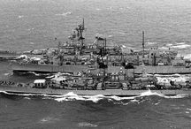 Warships of WWII / Warships of WW II / by Albert Butler