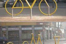 biciklitároló