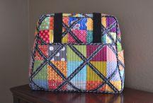 Quilts - weekender bag
