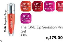 Review The One Lip Sensation Vinyl gel