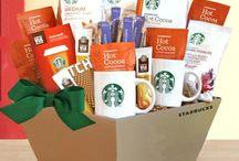 Starbucks Gift Baskets