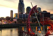 Nashville / by Kaleidoscope Adventures