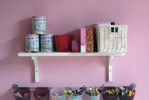 kids room / by Sara Aksyonov
