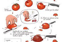 Cocina y sus trucos
