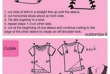 T-shirts Moniq