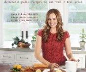 Food Ideas - Paleo Cookbooks